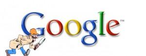 شعار شركة غوغل