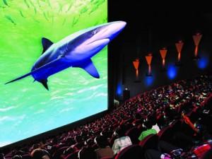أنظمة السينما المنزلية ثلاثية الأبعاد