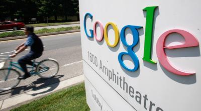 شركة خدمات الإنترنت الأمريكية العملاقة جوجل