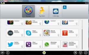 برنامج BlueStacks الذي يتيح لمستخدمي ويندوز وماك تشغيل تطبيقات أندرويد