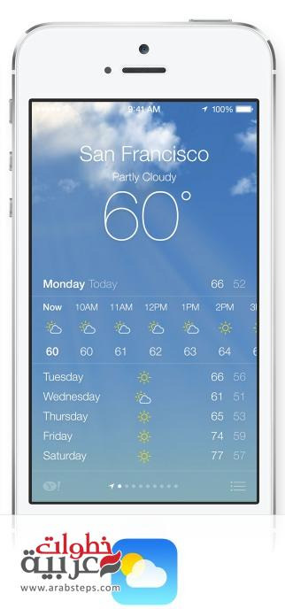 iOS-7-Weather